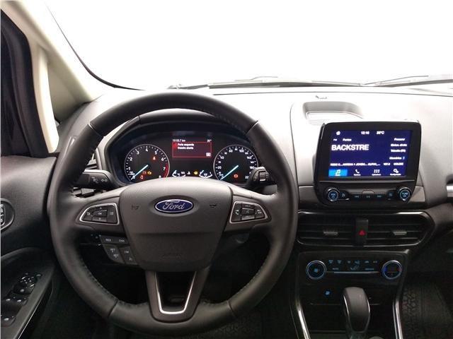 Ford Ecosport 1.5 ti-vct flex freestyle automático - Foto 13