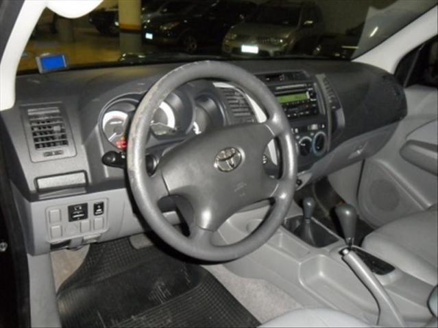 Toyota Hilux 3.0 Srv 4x4 cd 16v Turbo Intercooler - Foto 5