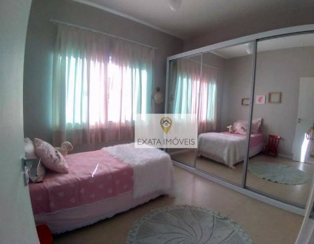 Linda casa linear em condomínio fechado, Residencial Villa Contorno! - Foto 12