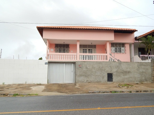 Casa a Venda No Bairro de Santa Rosa em Campina Grane - PB
