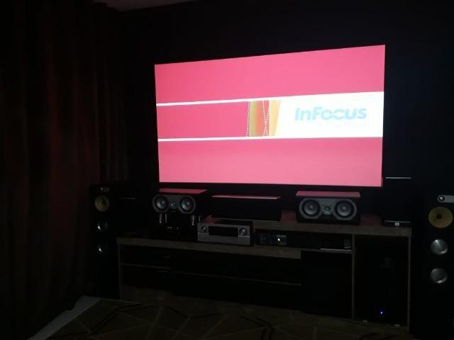 Home Theater e Sistema de som Ambiente ( Projetos, vendas e instalação) - Foto 4