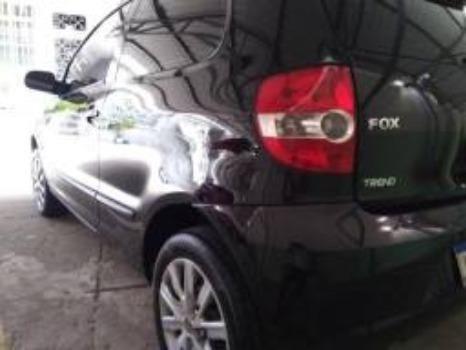 Volkswagen Fox 1.0 Trend 8v 2009