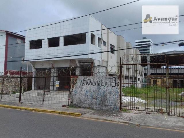 Prédio para alugar, 200 m² por R$ 9.000,00/mês - Bairro Novo - Olinda/PE