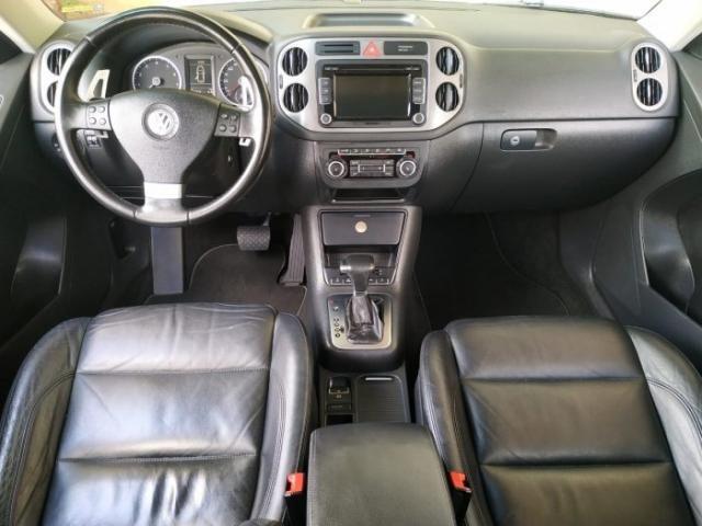 Volkswagen tiguan 2010 2.0 tsi 16v turbo gasolina 4p tiptronic - Foto 4