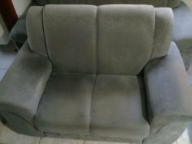 Jogo de sofá 2 e 3 lugares - Foto 2