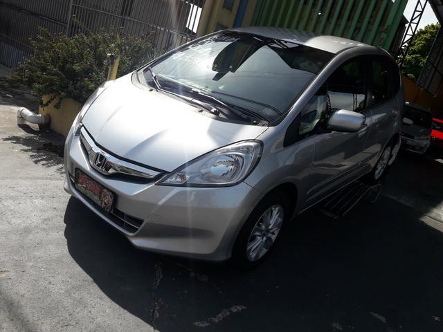 Fit 1.4 aut ipva 2020 pago novinho !!6mil!! - Foto 4