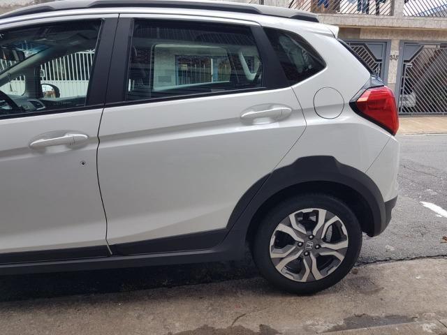 Wrv Honda Branco Perola Ex CVT 2018 todo revisado - Foto 5