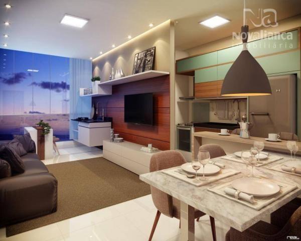 Apartamento com 3 quartos para alugar, 82 m² por R$ 1.550/mês - Praia de Itaparica - Vila  - Foto 9