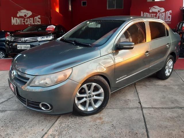 VW Voyage Imotion 2012 1.6 Completo (Aceitamos Financiamento) - Foto 2