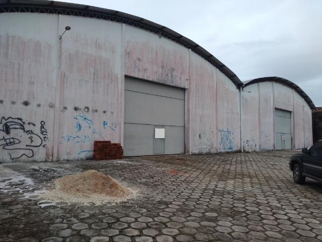 2 galpões com 1.120 m² cada um por 8 mil cada galpão pra locação em Castanhal - Foto 3