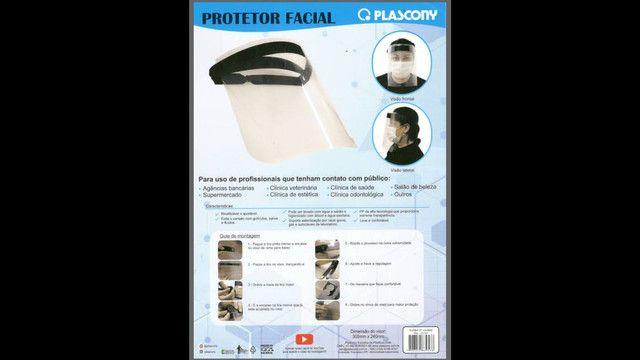 Protetores Faciais - A proteção que você precisa HOJE! - Foto 4