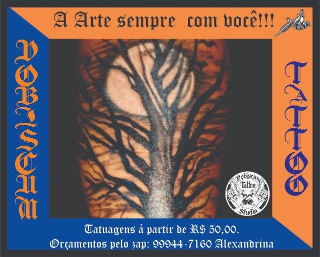 Super Promoção de Tattoo