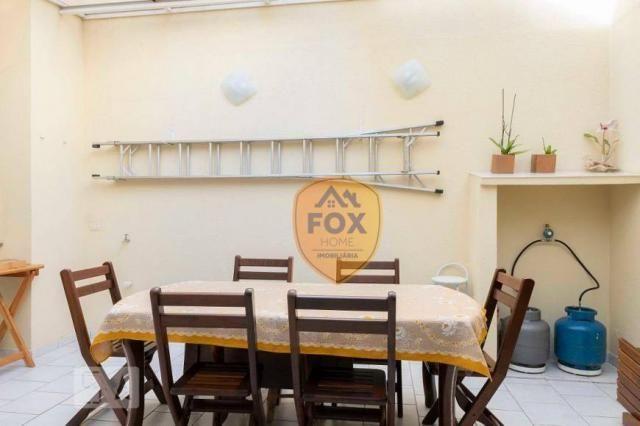 Sobrado com 4 dormitórios para alugar, 204 m² por R$ 7.000,00/mês - Jardim das Américas -  - Foto 12