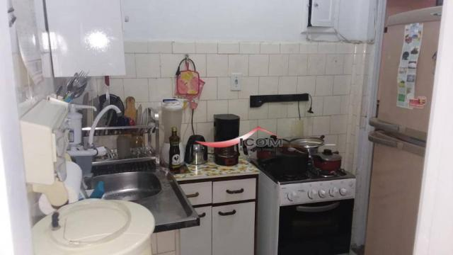 Apartamento com 1 dormitório à venda, 52 m² por R$ 430.000,00 - Catete - Rio de Janeiro/RJ - Foto 9