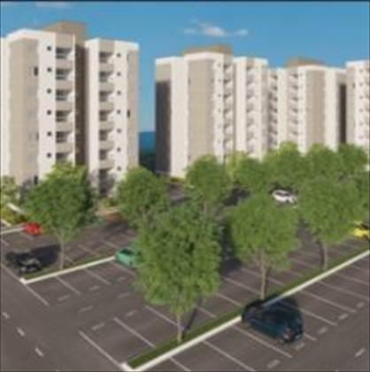 Apartamento 2 quartos à venda, 2 quartos, Industrial - Patrocínio/MG - Foto 3