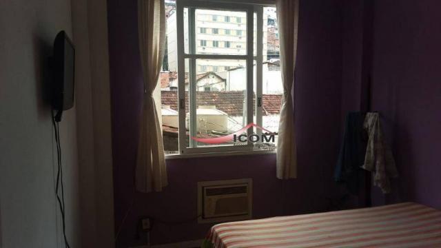 Apartamento com 1 dormitório à venda, 52 m² por R$ 430.000,00 - Catete - Rio de Janeiro/RJ - Foto 18