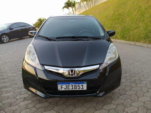 Honda Fit 1.4 LX 16V Flex 4P Manual - Foto 7