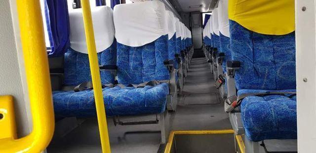 Ônibus Caio Giro 3600 Volks Bus 18 320 Cummins Único Dono Com Ar de Teto - Foto 6
