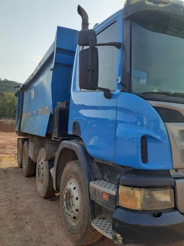 Vendo Caminhão Scania P/420 - Foto 9