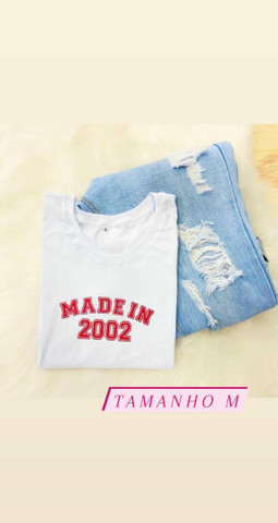 Combo de T-shirt Femininas  - Foto 4