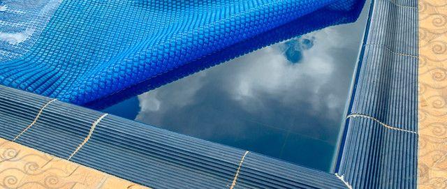 Capa térmica para piscina - Foto 2