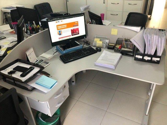 Mesa de Operação Funcionários