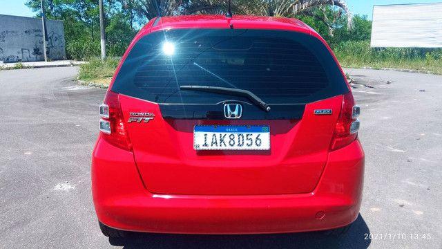 Honda Fit LX 2010 1.4  - Foto 4