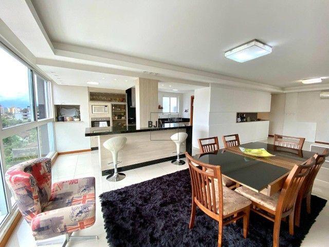 Apartamento com 3 dormitórios à venda, 124 m² por R$ 830.000,00 - América - Joinville/SC - Foto 8