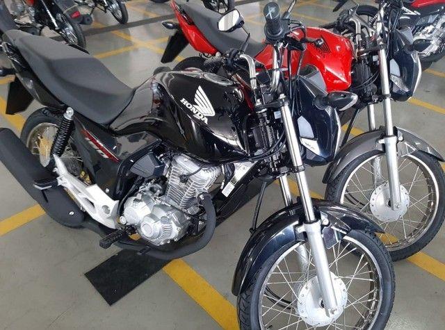 Moto Honda Start 160 Entrada: 1.335 Financiada!!! - Foto 11
