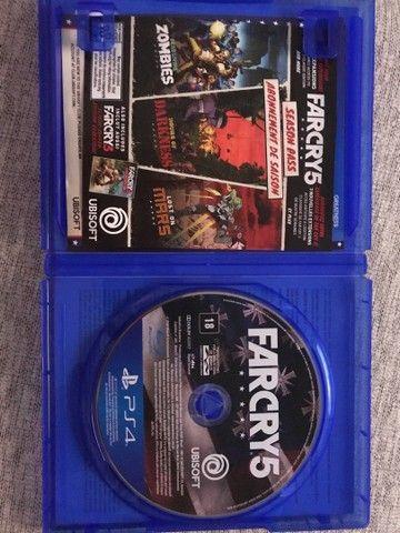 Jogo PS4 FARCRAY 5 - Foto 2