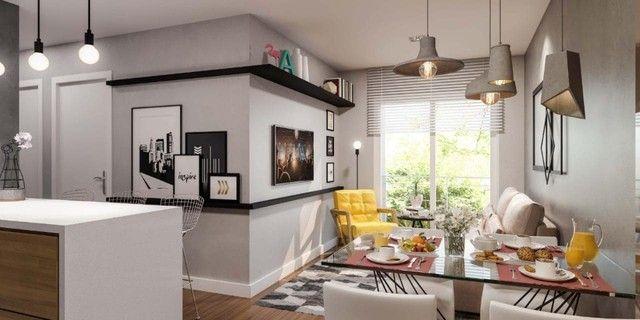 Apartamento NOVO nunca habitado, financia. Entrega Abril 2021. - Foto 2