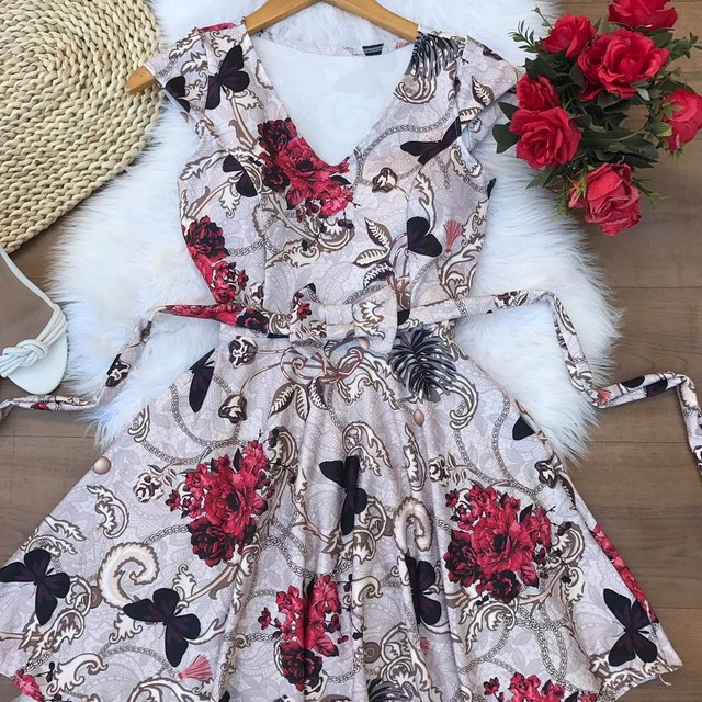 Vestidos Lilly Modas - Foto 4