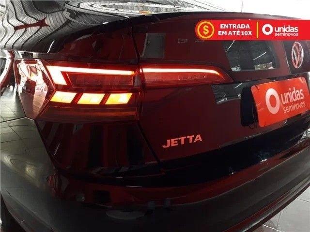 Jetta R line 1.4 250 tsi 2019 Preto - 10.400kms  Revisão na concessionaria -   - Foto 14