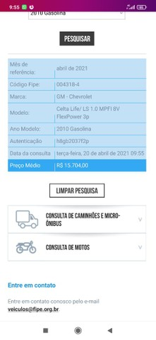 Celta 2010 - 2Portas com ar condicionado - Foto 5