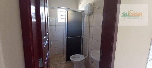 Casa com 1 dormitório para alugar, 40 m² por R$ 670,00/mês - Centro - Pelotas/RS - Foto 13