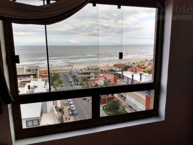 Vista eterna pro mar / 50m da praia - Apartamento 1 dormitório na Prainha em Torres / RS