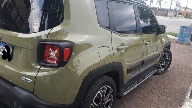 Jeep Renegade Longitude Edição Limitada Teto Solar - Foto 4