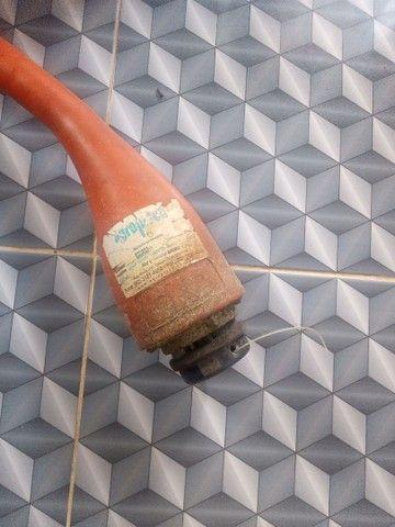 Roçadeira eletreica 127volts - Foto 2