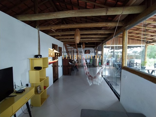 CASA RESIDENCIAL em Santa Cruz Cabrália - BA, Outeiro do Descobrimento - Foto 18