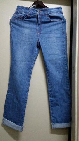 Calça jeans Folic, skinny - Foto 2