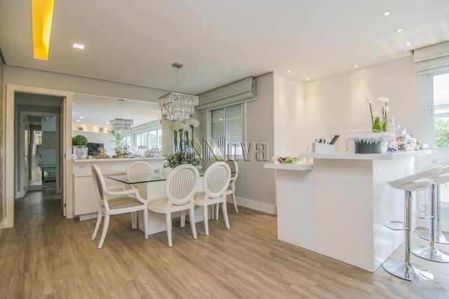 Apartamento à venda com 3 dormitórios em Boa vista, Porto alegre cod:5500 - Foto 4