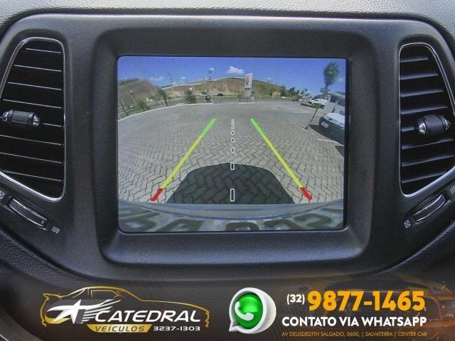 Jeep Compass longitude 2.0 4x2 Flex 16V Aut. 2018 *Novíssimo* Carro Impecável - Foto 10