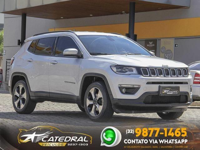 Jeep Compass longitude 2.0 4x2 Flex 16V Aut. 2018 *Novíssimo* Carro Impecável