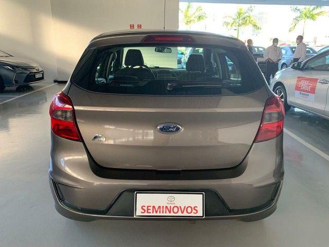 Ford Ka SE 1.0 Flex 2020 - Foto 3