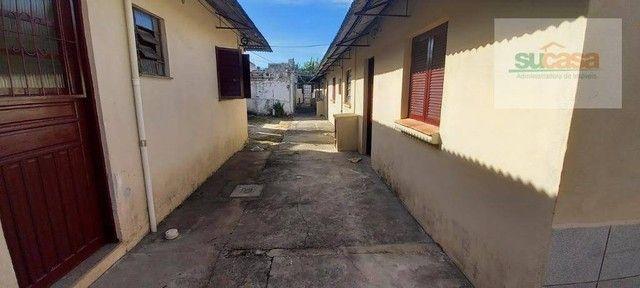 Casa com 1 dormitório para alugar, 40 m² por R$ 670,00/mês - Centro - Pelotas/RS - Foto 5