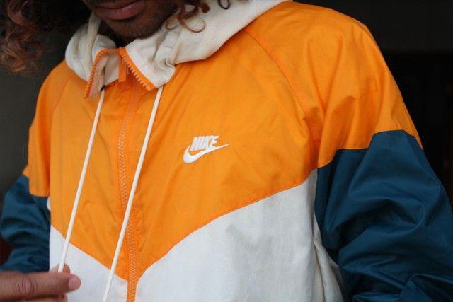 Corta vento Nike tamanho G/L - Foto 2