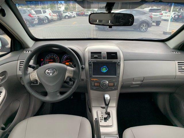 Toyota - Corolla XEI 2011 Blindado - Foto 11