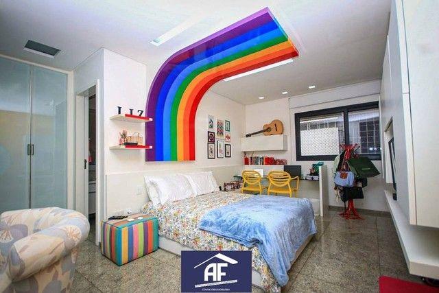Apartamento de alto padrão com vista permanente para o mar, 4 suítes - Maceió/AL - Foto 13