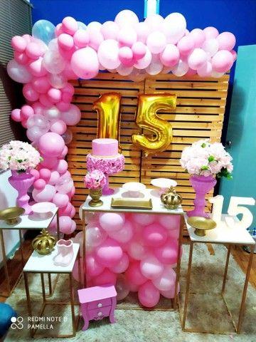 Mega promoção de lindas decorações na Luna Festas  - Foto 6