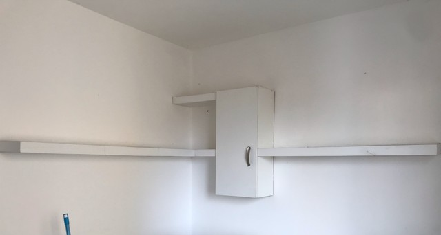 Móvel armário planejado Branco